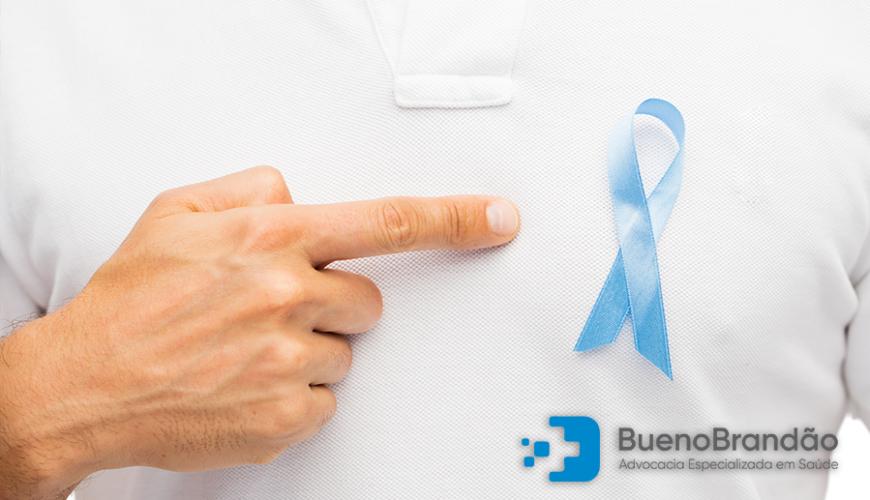 Plano de saúde deve cobrir tratamento de Câncer de Próstata