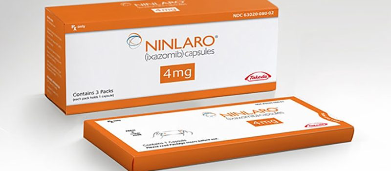 Ninlaro (Ixazomibe): Unimed deve cobrir
