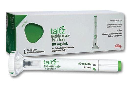Amil deve custear Taltz (Ixequizumabe)